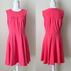 Nanette Lapore pink A Line dress
